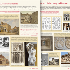Landmark Trust exhibition boards